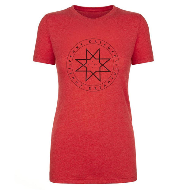 Penny Dreadful Star Women's Tri-Blend T-Shirt