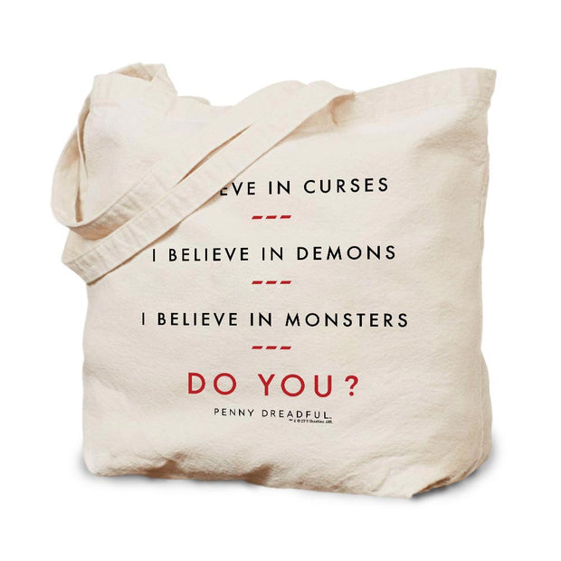Penny Dreadful Do You? Canvas Tote Bag