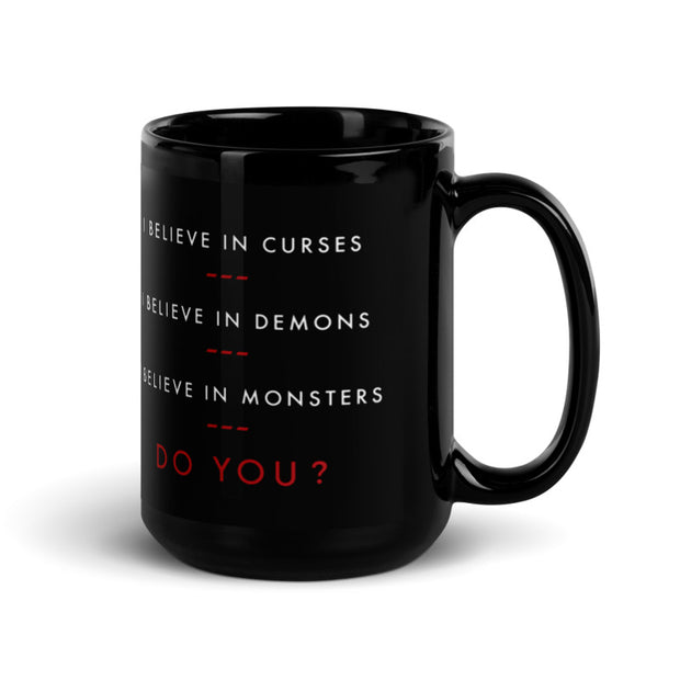Penny Dreadful Do You? 15 oz Black Mug