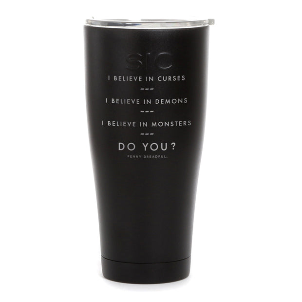 Penny Dreadful Do You? Laser Engraved SIC Tumbler