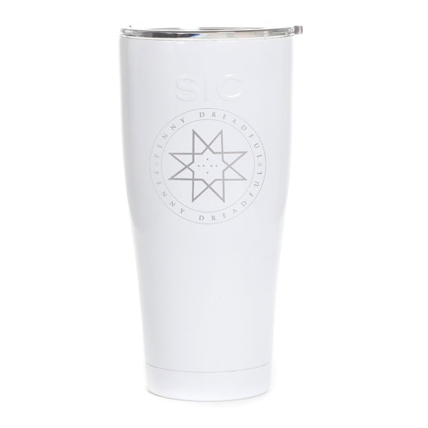 Penny Dreadful Dreadful Star Laser Engraved SIC Tumbler