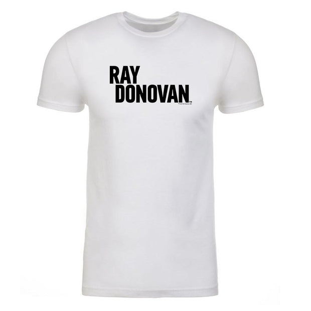 Ray Donovan Logo Adult Short Sleeve T-Shirt