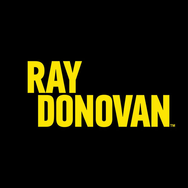 Ray Donovan Yellow Logo Black Mug
