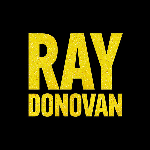 Ray Donovan Rain Drop Logo Black Mug