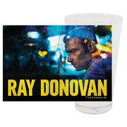 Ray Donovan Season 7 Art 17 oz Pint Glass