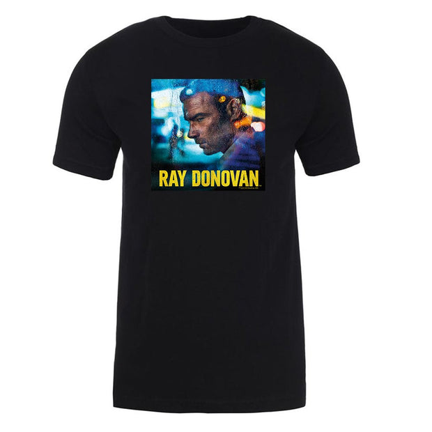 Ray Donovan Season 7 Art Adult Short Sleeve T-Shirt