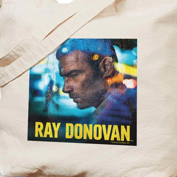 Ray Donovan Season 7 Art Canvas Tote Bag