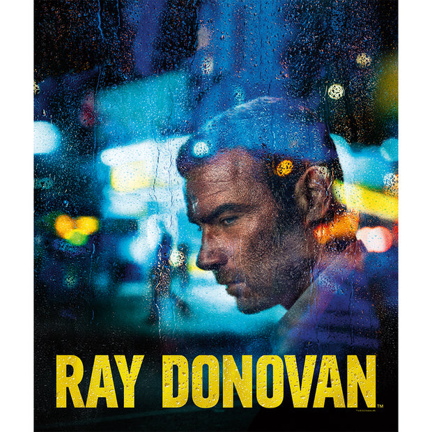 Ray Donovan Season 7 Art Sherpa Blanket