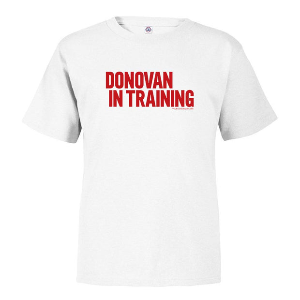 Ray Donovan Donovan in Training Toddler Short Sleeve T-Shirt