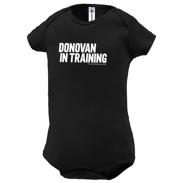 Ray Donovan Donovan in Training Infant Snap Tee