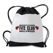 Ray Donovan Donovan's Fite Club Gloves Drawstring Bag