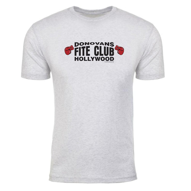 Rav Donovan Donovan's Fite Club Gloves Men's Tri-Blend T-Shirt