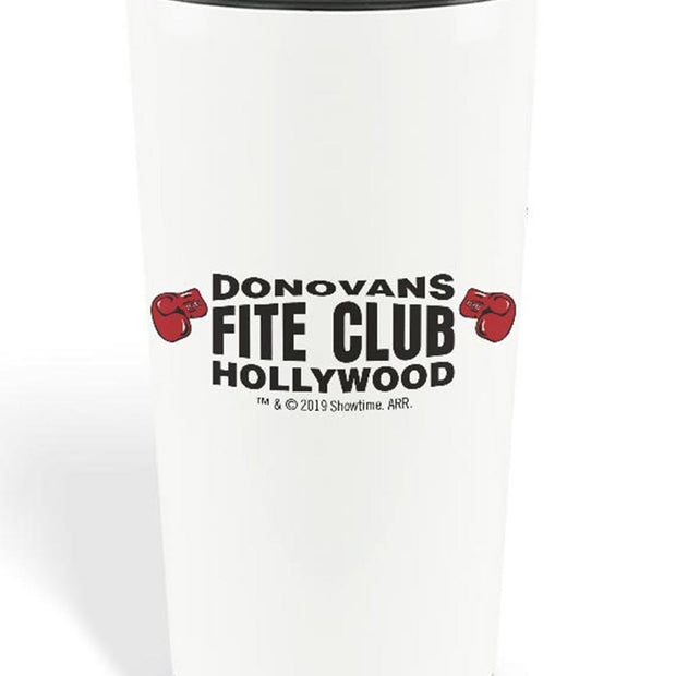 Ray Donovan Donovan's Fite Club Gloves Travel Mug