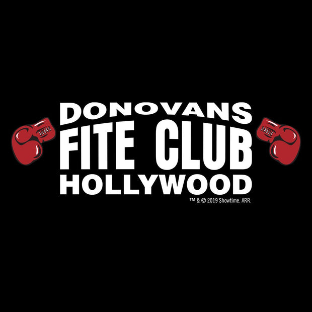 Ray Donovan Donovan's Fite Club Gloves Women's Short Sleeve T-Shirt