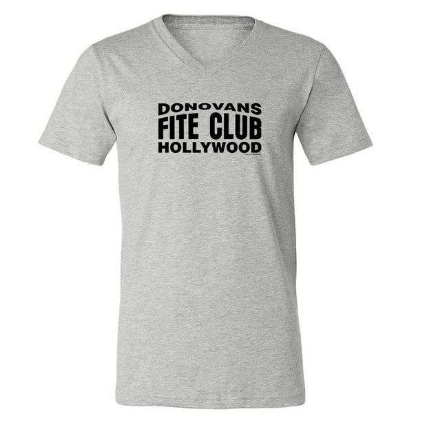 Ray Donovan Donovan's Fite Club Adult V-Neck T-Shirt