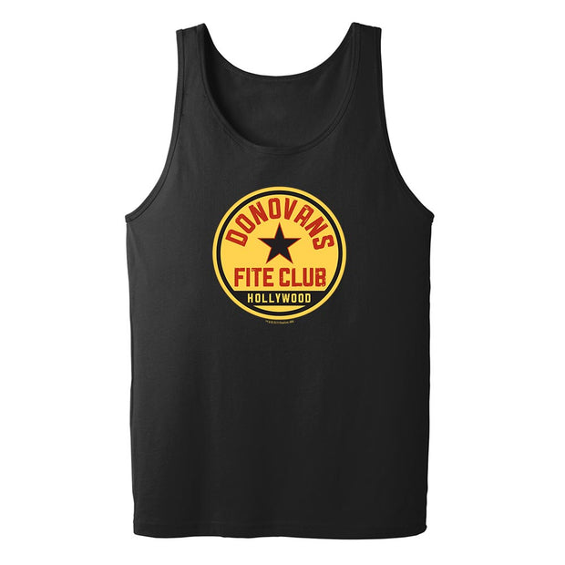 Rav Donovan Fite Club Adult Tank Top