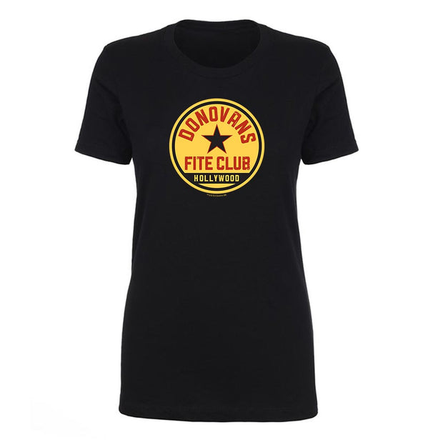 Ray Donovan Fite Club Women's Short Sleeve T-Shirt