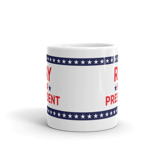 Ray Donovan Ray for President 11 oz White Mug