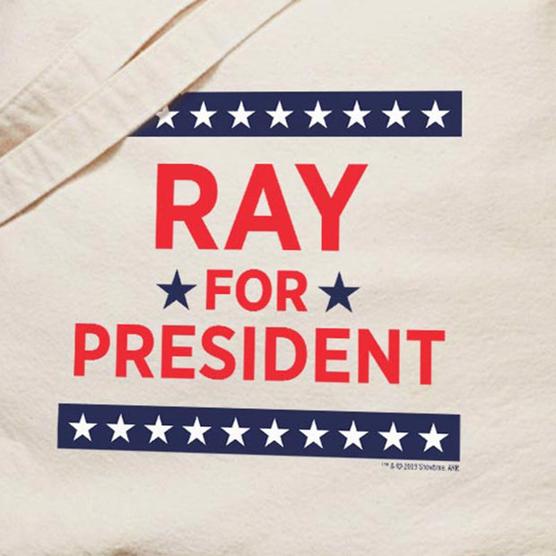 Ray Donovan Ray for President Canvas Tote Bag