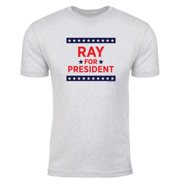 Rav Donovan Ray for President Men's Tri-Blend T-Shirt