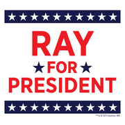 Ray Donovan Ray for President Women's Short Sleeve T-Shirt