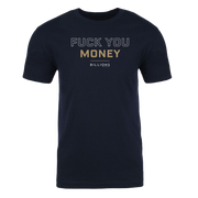 Billions Fuck You Money Adult Short Sleeve T-Shirt