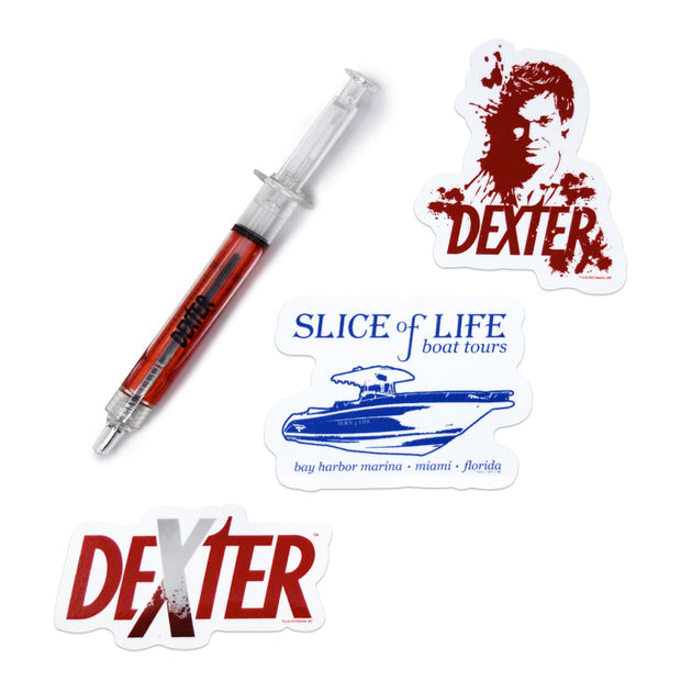 Dexter Ultimate Fan Bundle