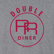 Twin Peaks Double R Diner  Adult Long Sleeve T-Shirt