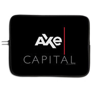 Billions Axe Capital Stacked Logo Neoprene Laptop Sleeve