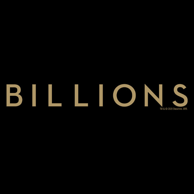 Billions Logo Neoprene Laptop Sleeve