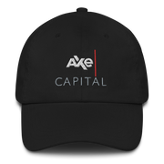 Billions Axe Capital Stacked Logo Personalized Embroidered Hat