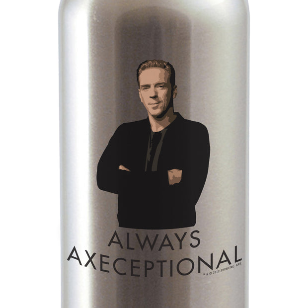 Billions Always Axeceptional 20 oz Screw Top Water Bottle