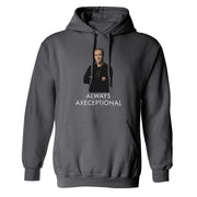 Billions Always Axeceptional Fleece Hooded Sweatshirt