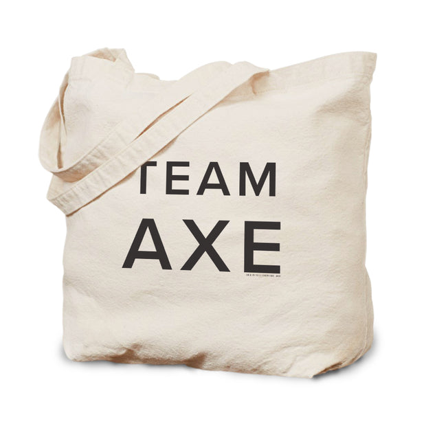 Billions Team Axe Canvas Tote