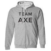 Billions Team Axe Fleece Zip-Up Hooded Sweatshirt