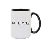 Billions Team Taylor 15 oz Two-Tone Mug