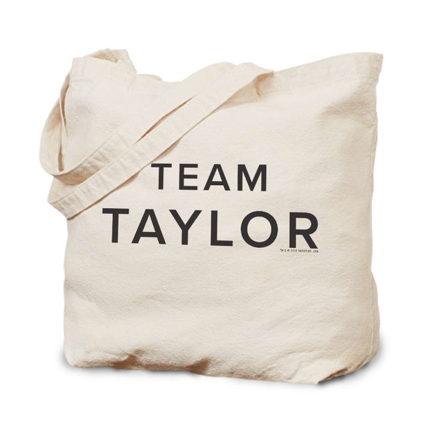 Billions Team Taylor Canvas Tote Bag