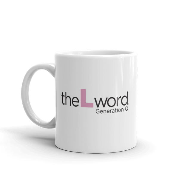 The L Word: Generation Q New Logo White Mug