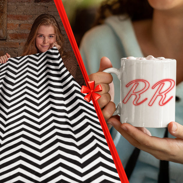 Twin Peaks Fan Gift Wrapped Bundle
