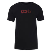 Kidding Season 3 Logo Adult Short Sleeve T-Shirt