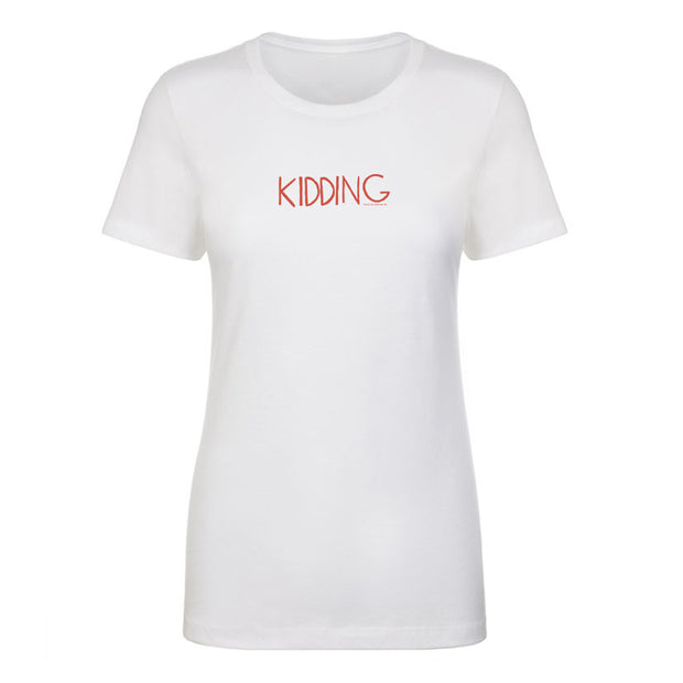 Kidding Season 3 Logo Women's Short Sleeve T-Shirt