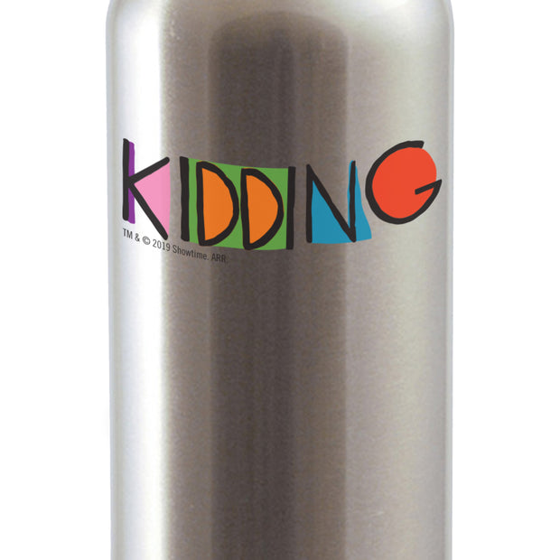Kidding Logo Water Bottle
