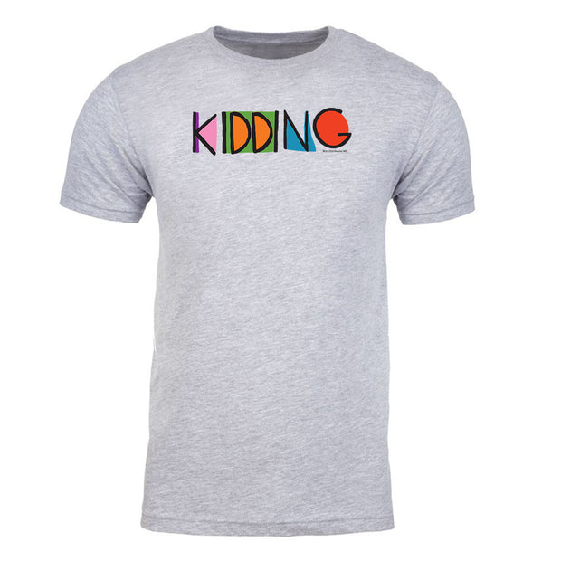 Kidding Color Logo Mens Premium Tee