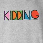 Kidding Color Logo Hooded Sweatshirt