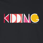 Kidding Logo Long Sleeve T-Shirt