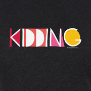 Kidding Logo Women's Tri-Blend Short Sleeve T-Shirt
