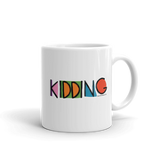 Kidding WROT Columbus 11 oz White Mug