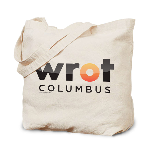 Kidding WROT Columbus Canvas Tote Bag