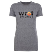 Kidding WROT Columbus Women's Tri-Blend Short Sleeve T-Shirt