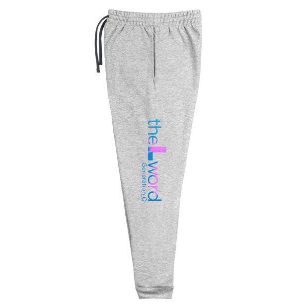 The L Word: Generation Q Tropical Logo Adult Fleece Joggers